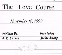 1999 the Love Course Pic
