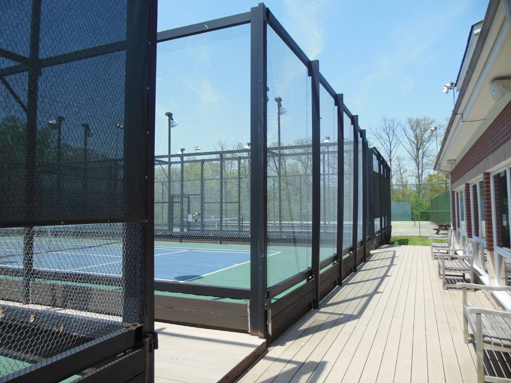 Glendale Lyceum paddle tennis courts