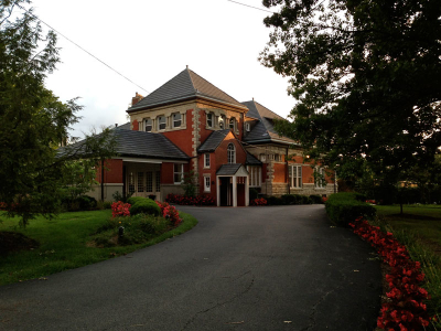 Glendale Lyceum house and grounds